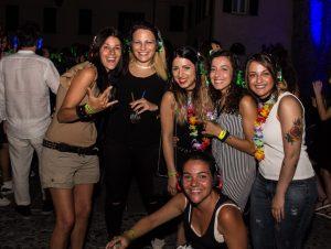 Fiesta silenciosa Formentera