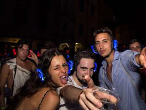 Formentera Silent Party