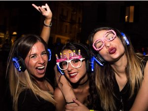 Silent Party Formentera
