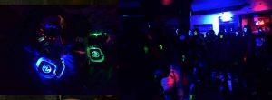 silent party disco